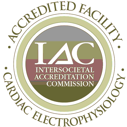 Swedish Seattle Heart & Vascular Institute is an Intersocietal Accreditation Commission-accredited Cardiac Electrophysiology facility.
