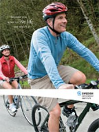 Swedish Orthopedic Institute brochure cover