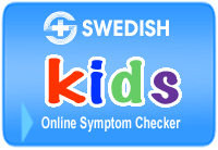 Swedish kids online symptom checker