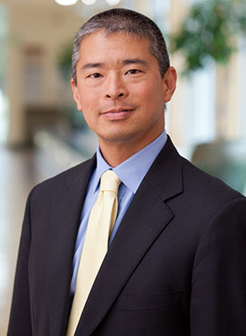 Photo of Morris B. Chang