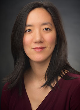 Photo of Christine W. Hsu