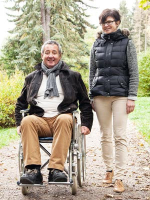 Studies have shown that movement in Multiple Sclerosis is cumulative, and can make a difference in your rehabilitation. For non-ambulatory patients, more leg stretches or moving your arms while in a wheelchair can help.