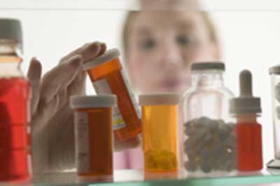 Clean your medicine cabinet