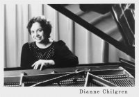 Dianne Chilgren began playing the piano when she was five years old growing up in Spokane, Wash.