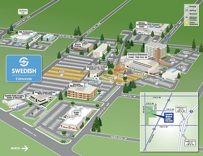 swedish first hill campus map Map And Directions Swedish Medical Center Seattle And Issaquah