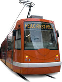 FirstHillStreetcar